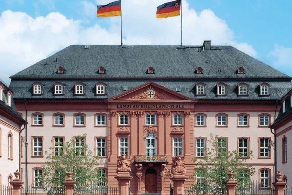 Landtag Mainz - Bild: www.wahlen.rlp.de