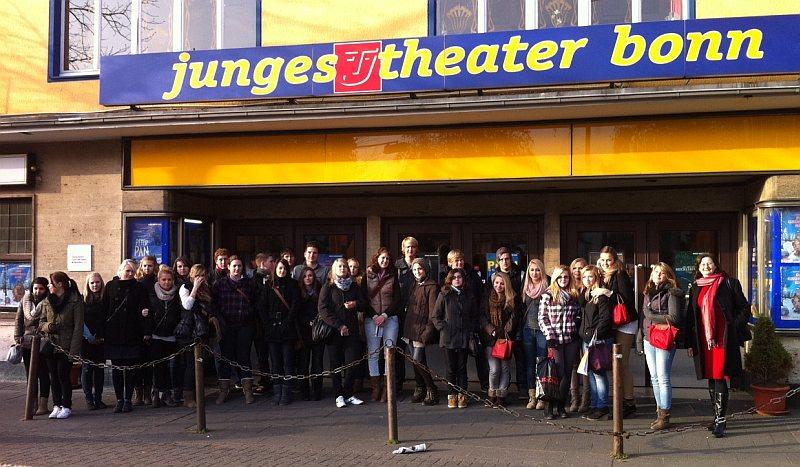 Sopäd-Kurse 10 besuchen Junges Theater Bonn