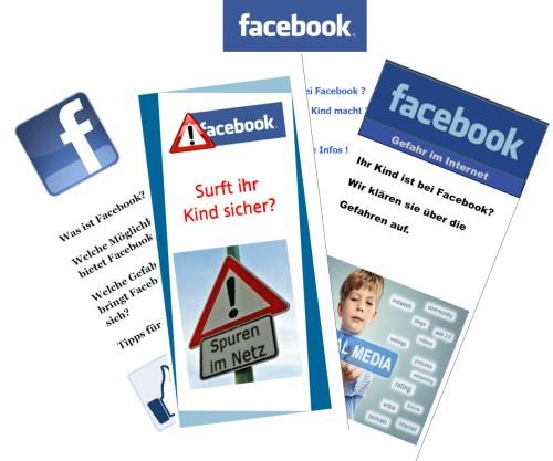 """Eltern-Info: """"Sicher surfen in Facebook"""""""