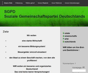 Soziale Gemeinschaftspartei Deutschlands